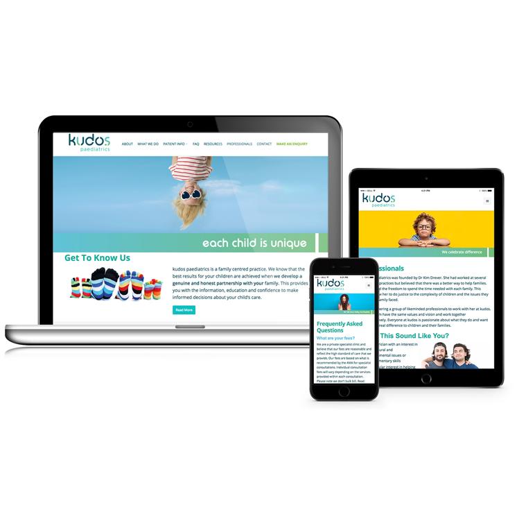 portfolio_KUDOS_website