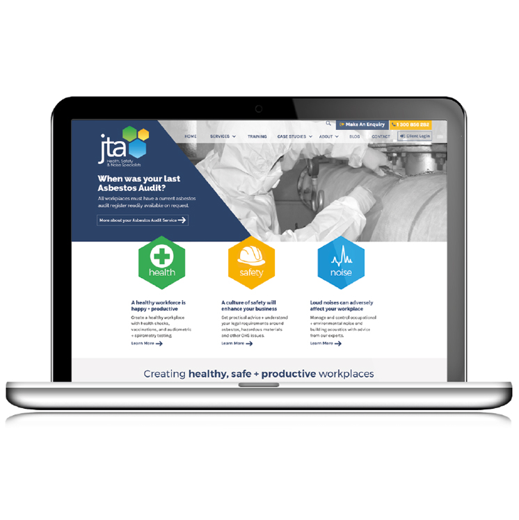 JTA website