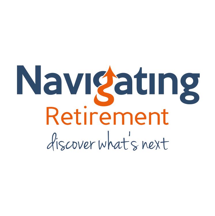 Navigating Retirement Logo Development